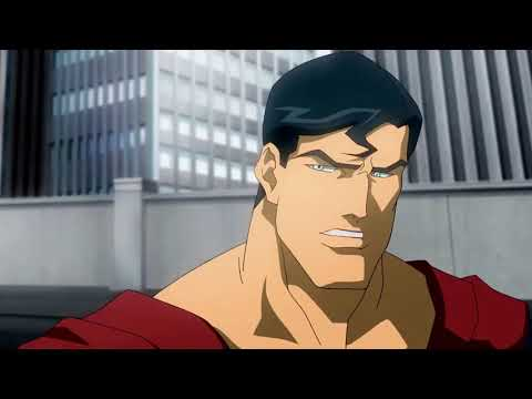 Superman/Shazam: The Return Of Black Adam - Full Movie HD Part (7)