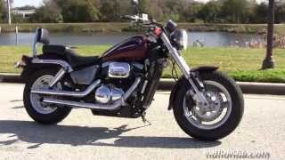 4. Used 2001 Suzuki 800 Marauder VZ800 Motorcycles for sale Tampa Florida USA