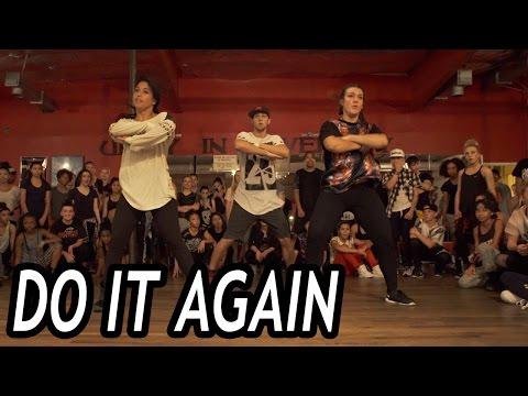 DO IT AGAIN - Pia Mia ft Chris Brown Dance | @MattSteffanina Choreography
