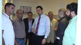 إفتتاح عيادة الدكتور محمد مصطفى حافي لطب وجراحة الأسنان بطولكرم