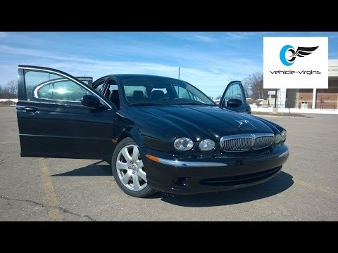 2006 Jaguar X-Type In-Depth Review