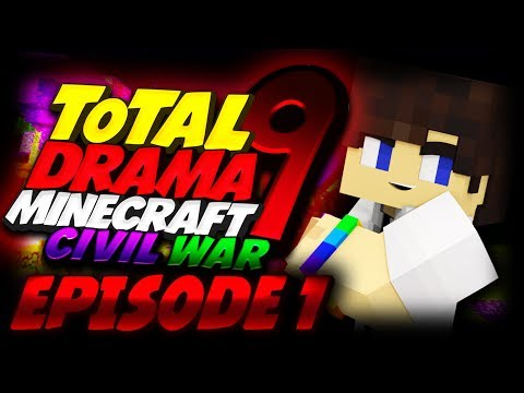 "Total Drama Minecraft - Season 9 - Episode 1: ""all Out War!!!"""