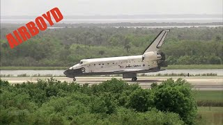 Video Space Shuttle Discovery Landing (STS-119) MP3, 3GP, MP4, WEBM, AVI, FLV Agustus 2018