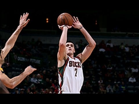 Video: Ersan Ilyasova Has Career Night Scoring 34-points