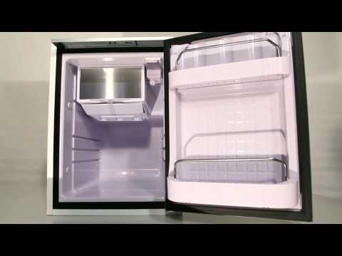 How to keep the fridge' door opened for ventilation on Cruise Elegance