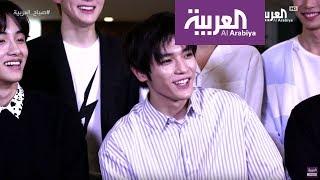لقاء فرقة NCT127 الكورية على العربية- الجزء الثاني للمزيد من الفيديوهات يرجى زيارة صفحة فيديوهات العربية http://ar...