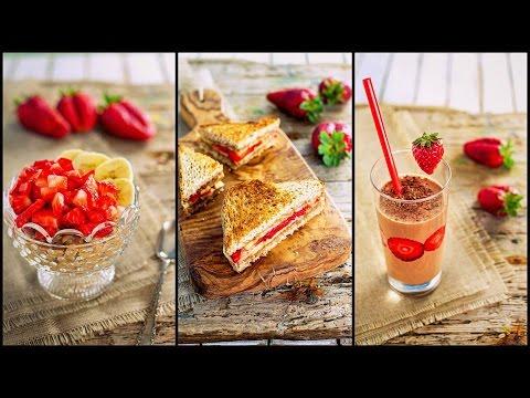 3 idee per la colazione sana in primavera