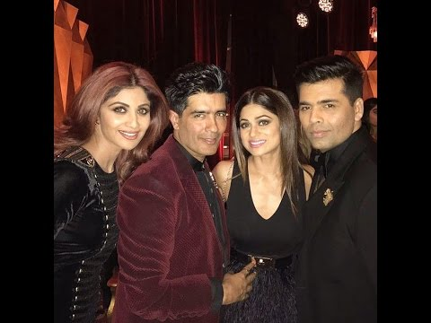 Inside Pics :Manish Malhotra 50th Birthday Party