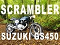Suzuki Scrambler uit '86