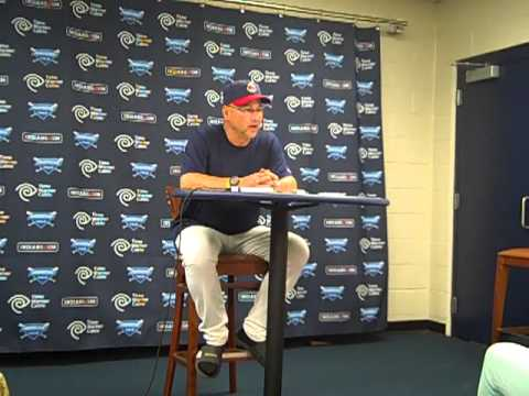 VIDEO: Terry Francona following 7-3 win