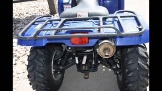 3. 2009 Yamaha Grizzly 350 IRS