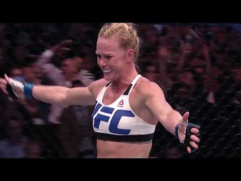 Holly Holm vs. Ronda Rousey Highlights ( Holm Shocks The World ) #ufc #rondarousey #hollyholm #mma