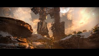 Destiny PS4 Alpha Code Time-Lapse: World in Motion