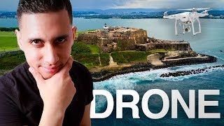 Vlog 140 - April 1, 2017 - Puerto Rico Drone Footage (Travel Vlog) In this travel VLOG we explore the beautiful city of San Juan Puerto Rico. Old San Juan to...