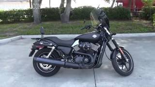 5. Used 2015 Harley Davidson XG750 Street 750 for sale