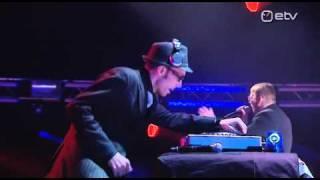 ELMAYONESA feat. MC J.O.C. & Katrin - Kes ei tantsi, on politsei (Eesti NF 2011)