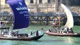 Porto Wine and Rabelo Boats in Portugal