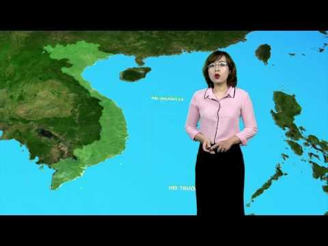 (VTC14)_Thời tiết 6h ngày 24.04.2017