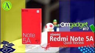 Video Review Xiaomi Redmi Note 5A Indonesia : masih #mendingxiaomi gak sih? [ OM GADGET #17 ] MP3, 3GP, MP4, WEBM, AVI, FLV November 2017