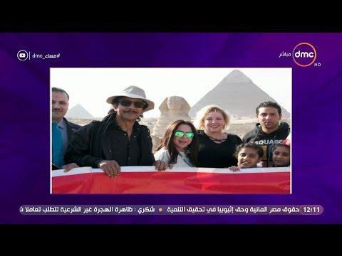 يوسف منصور: بطل خارق مصري قريبا..ومورجان فريمان أبدى استعداده للمشاركة