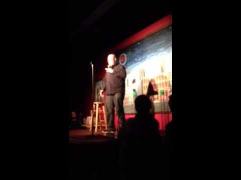 Joel Stand Up at Wileys Comedy Club