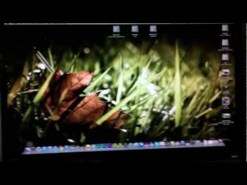 Hakintosh, Mac OS X Lion on a PC, Great Build (видео)
