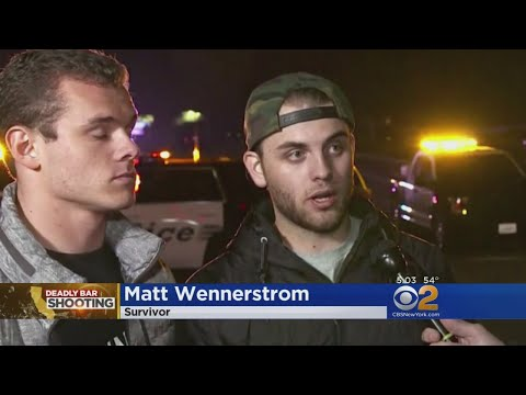 Survivors Describe Nightmare Scene Inside Borderline Bar & Grill