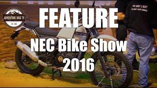 FEATURE: NEC bike show 2016