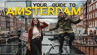 Download Video HOW TO TRAVEL AMSTERDAM in 2019 MP3 3GP MP4