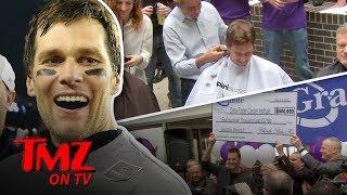 Video Tom Brady Made Millions On His Hair | TMZ TV MP3, 3GP, MP4, WEBM, AVI, FLV Juni 2018