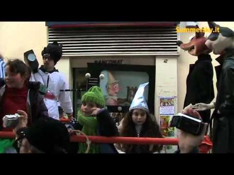 Carri di Carnevale a Forio - Prima Parte