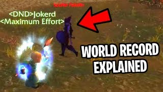 Video A 13 Year Old WoW Record Was Finally Broken MP3, 3GP, MP4, WEBM, AVI, FLV September 2019