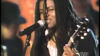 Tracy Chapman & Eric Clapton - Give Me One Reason (1999) Video