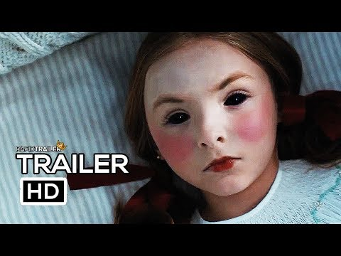 MALICIOUS Official Trailer (2018) Horror Movie HD