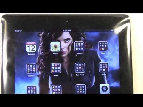 Apple iPad 2 Review (64GB WiFi Model Tablet)