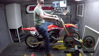 8. How Much Power Does The 2018 Honda CRF450RX Make?