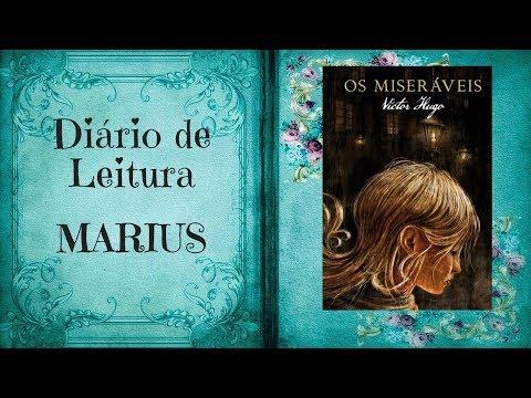 MARIUS - Os Miseráveis Parte 3 -  Diário de Leitura