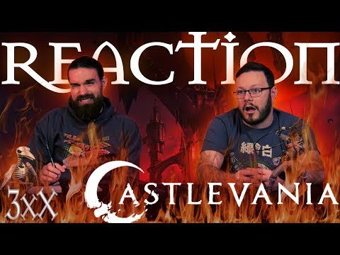 "Castlevania 3x10 FINALE REACTION!!  ""Abandon All Hope"""