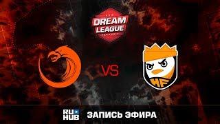 TNC vs HappyFeet, DreamLeague Season 8, game 3 [Maelstorm, Mila]