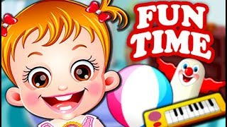 Baby Hazel Funtime  - OLD YouTube video