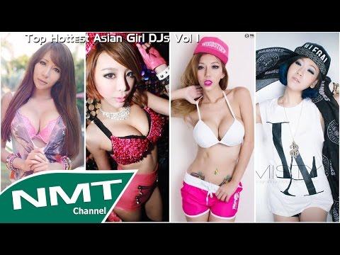 Tổng hợp các nữ DJ xinh đẹo sexy nhất Asian