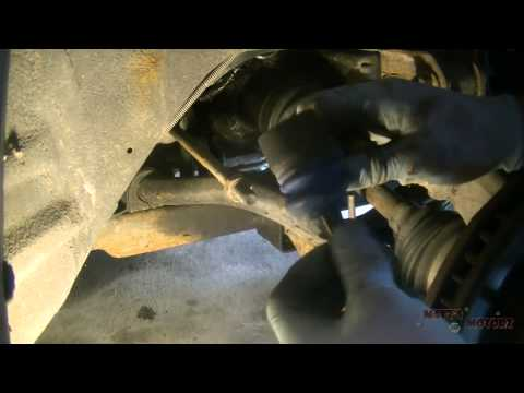 Replacing an Outer Tie Rod End [1999 Pontiac Grand Prix]