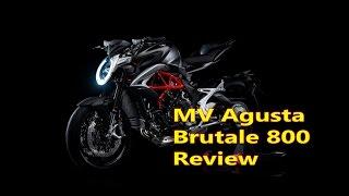 6. MV Agusta Brutale 800 Price, Specs, Review ,Pics & Mileage // 10 Bike Review