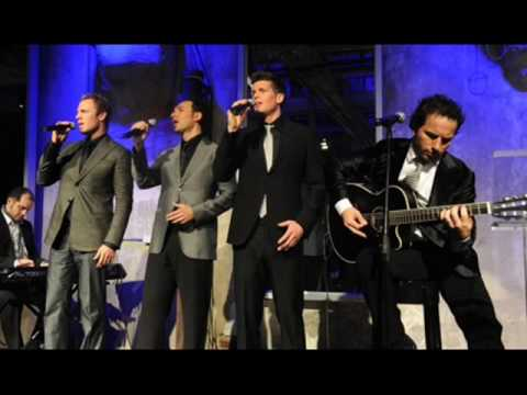The Tenors & Sarah McLachlan - Wintersong