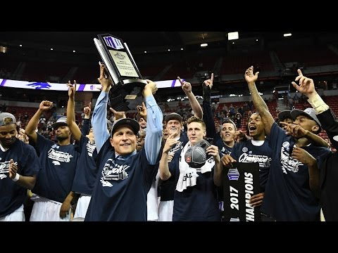 Nevada Muscles Up To Win 2017 Mountain West Tournament | CampusInsiders (видео)