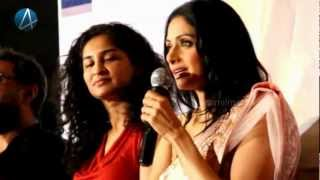 Sridevi launches Tamil trailer of 'English Vinglish'