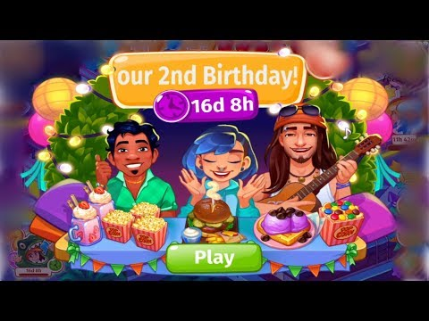 HAPPY 2nd BIRTHDAY EVENT !!! Of Cooking Craze/ 2019
