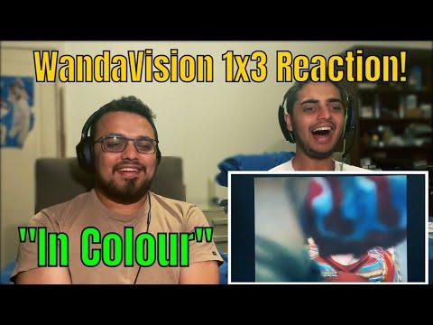 "WandaVision 1x3 REACTION & REVIEW!! ""Now in Color""   Season 1 Episode 3"