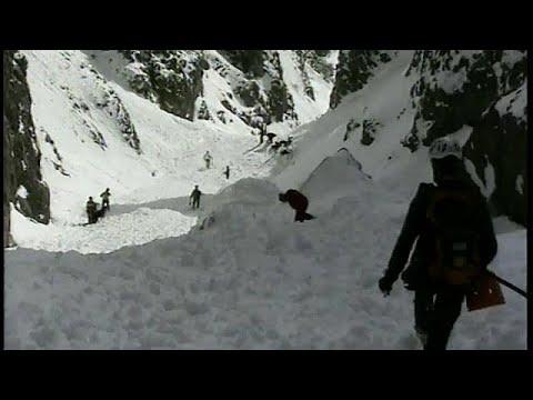 Lombardei: Lawine reißt 2 Bergsteiger in den Tod
