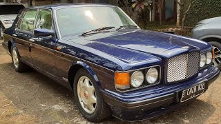 Download Video In Depth Tour Bentley Turbo R (1997) - Indonesia MP3 3GP MP4